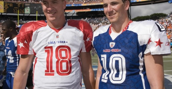 Reebok Keeps Foot in NFL by Re-signing Manning Brothers