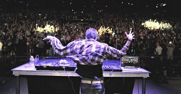 Electronic Dance Music events are taking place all over North America.