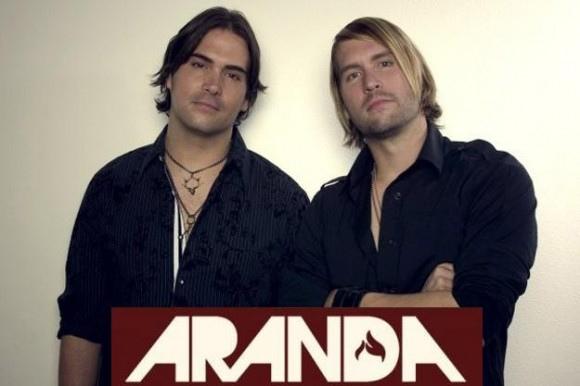 Indie band Aranda partners with University of Central Oklahoma to revamp its marketing scheme.
