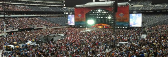 """Brother of Sun"" Tour at MetLife Stadium"