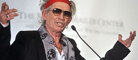 """Keith Richards 2010 bestselling memoir, """"Life,"""" set the gold standard for other rock stars' success in the publishing industry."""