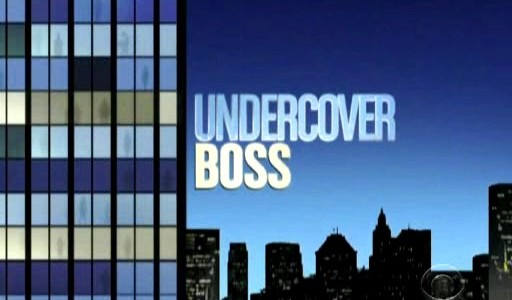 Undercover Boss airs this Sunday on CBS