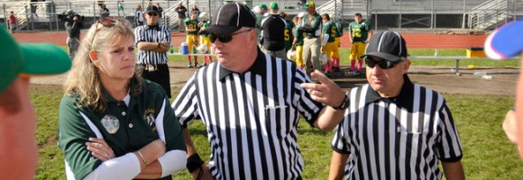 Pee Wee Referees