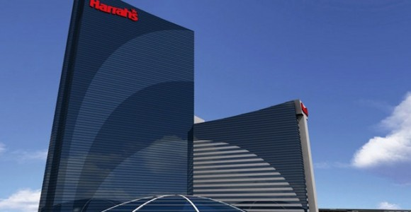 Harrah's Property in Atlantic City, which is soon to be home to the new convention center.
