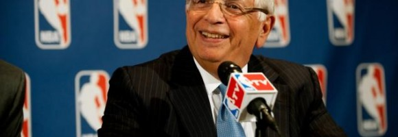 David Stern, NBA Commissioner
