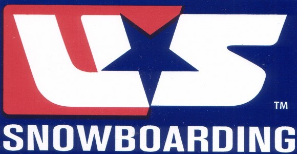 "This is the USSA""s offical Snowboarding logo."