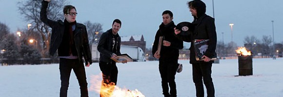 The band Fall Out Boy is reunited.
