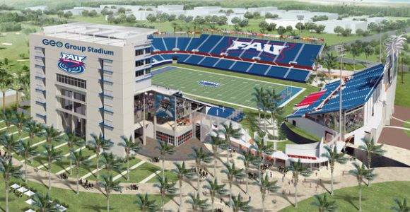 Florida Atlantic University looks to rename football stadium after new naming rights deal