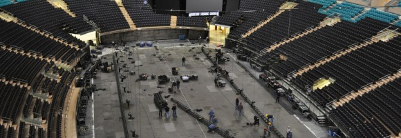 Madison Square Garden is undergoing transformations to improve the atmosphere of the venue
