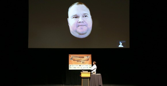 Kim Dotcom at SXSW