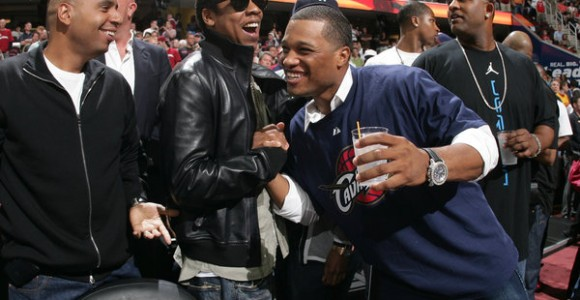 Jay-Z and Robinson Cano