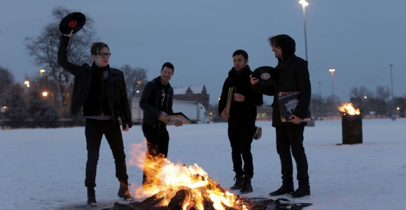 Fall Out Boy returns with a North American tour and album both planned in total secrecy.