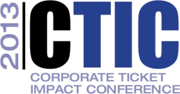 Logo from the Coporate Ticket Impact Conference
