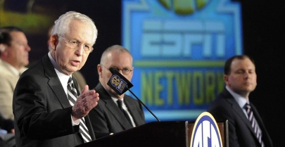 Last week, the SEC announced its new network with ESPN.