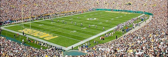Lambeau Field has added new seating to the stadium.