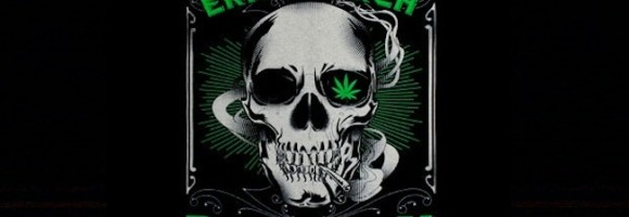 Artists like Eric Church are using more blatant references to drugs, such as this t-shirt from Church's website.