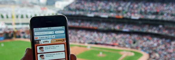Social media is paving the way for sports venues everywhere