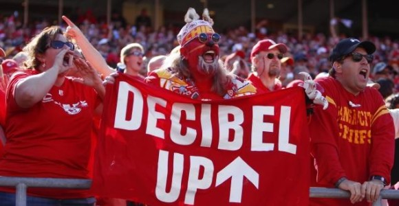 Decibel Up