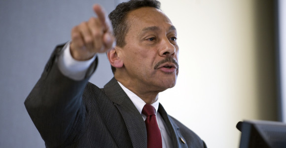 Rep. Mel Watt, D-NC., introduced the Free Market Royalty Act to Congress September 30, 2013.