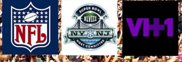 The NFL and VH1 are teaming up to give Super Bowl week a series of concerts.