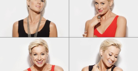 "Kellie Pickler releases new album, ""The Woman I Am."""