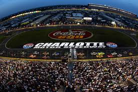 Charlotte Discusses Removing Grandstand