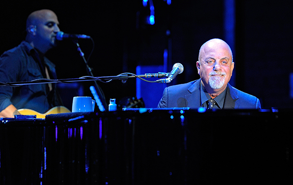 Billy Joel Sets Madison Square Garden Residency